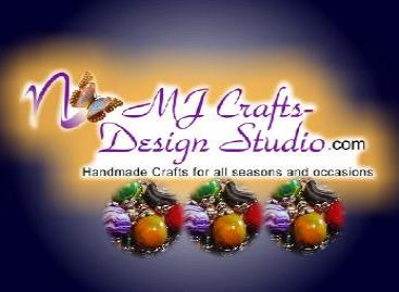 MJ Crafts  Design Studio, Where the Imagination doesn't have limits, Mary Gonzalez Handmade Art/Crafts!